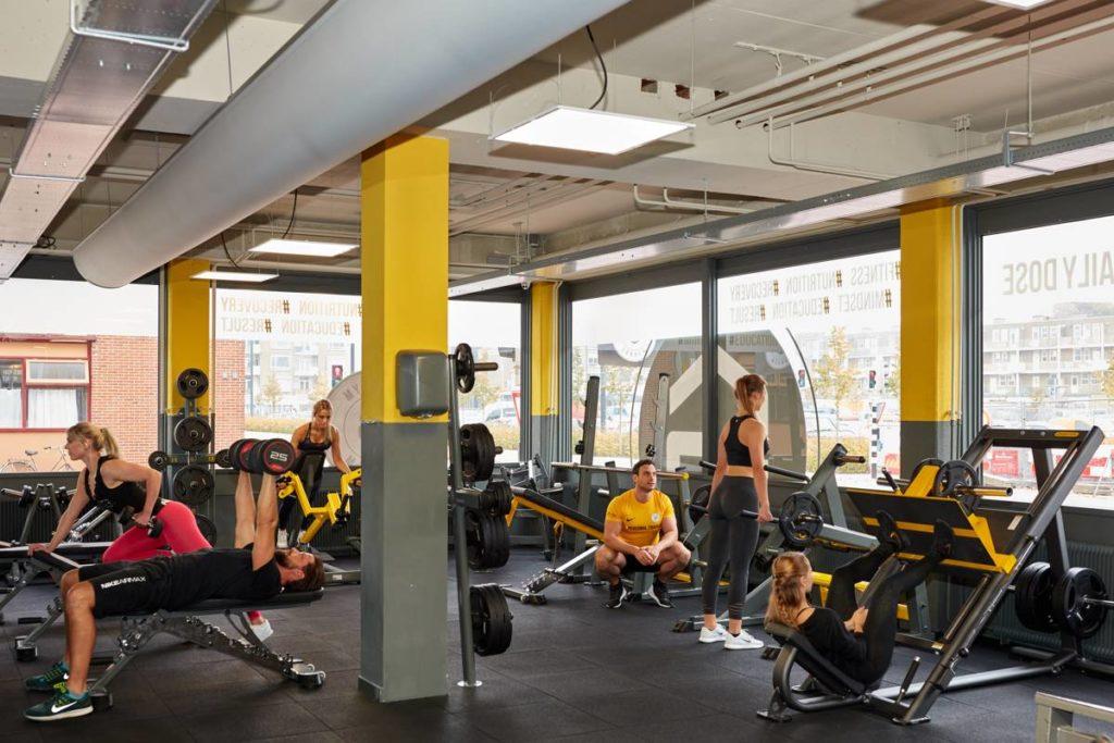 vital Gym strength zone